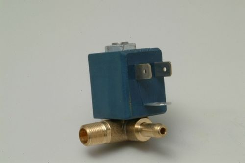 "Dampfmagnetventil (STEAM SOLENOID VALVE) CEME 1/8"" 230V ELBOW (5523) Ø 2mm"