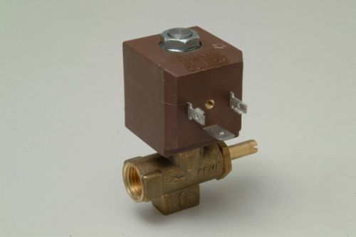 "Dampfmagnetventil (STEAM SOLENOID VALVE) CEME 1/4"" WITH REG. 230V (6660) Ø 3mm"