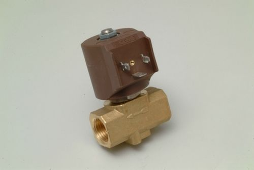 "STEAM SOLENOID VALVE CEME 1/4"" 230V (9912) Ø 2,8mm"